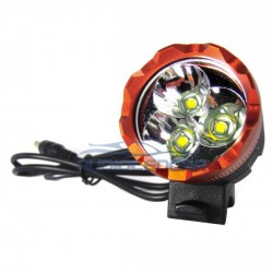 Front and Focus bike LED 3800 LM - Type 5