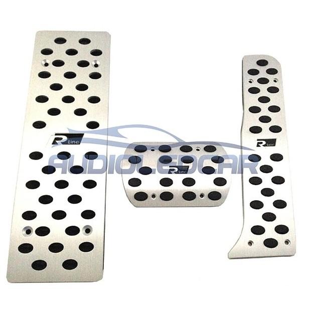 Pedals in aluminium R-Line Automatic (2005-2014)