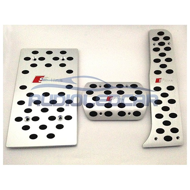 Pedals AUDI A3 and TT S-LINE Automatic (2009-2014)