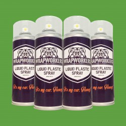 Pintura para jantes: 4 de spray VERDE MATE