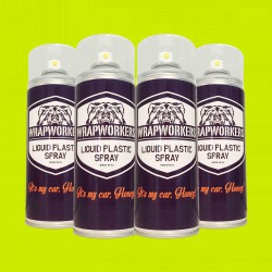 Lackierung für felgen: 4 spray NEON GELB