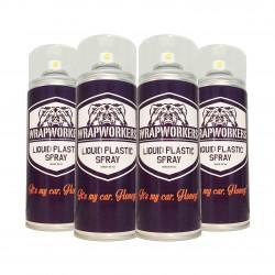 Pintura para jantes: 4 spray BRANCO BRILHO