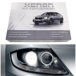 Kit xenon H4 6000k or 4300k - Type 1 STANDARD 35W
