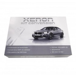 Kit xenon HB3 / 9005 6000k or 4300k - Type 1 STANDARD 35W