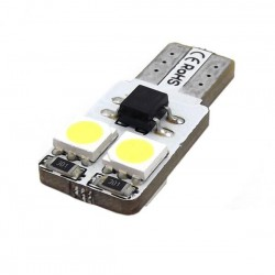 ZesfOr® Bombilla LED CANBUS w5w / t10 Extraplana - TIPO 14