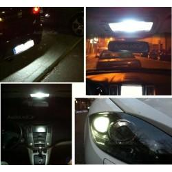 LED bulb CANBUS ba9s / t4w - TYPE 15