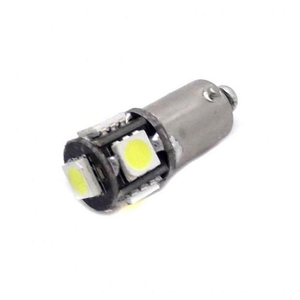 Bombilla LED CANBUS ba9s / t4w - TIPO 15