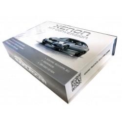 Kit xenon moto / quad H1 6000k ou 4300k PADRÃO