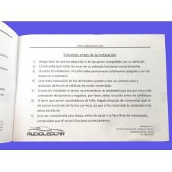 Kit xenon moto / quad H1 6000k o 4300k ESTANDAR