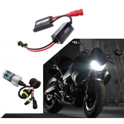 Kit xenon moto / quad H1 6000k o 4300k ESTANDAR