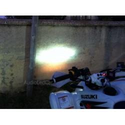 Kit xenon moto / quad H4 6000k ou 4300k STANDARD