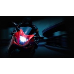 Kit BI-xénon moto / quad H4 PROFESSIONNEL
