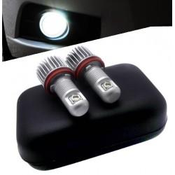 Luzes de nevoeiro kit LED HB4 / 9006 poder-barra-ônibus