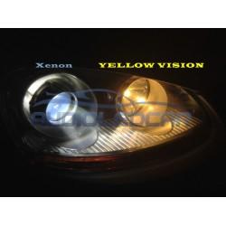 Lâmpadas Yellow-vision H1