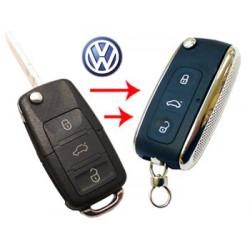 Capa para chave VW BENTLEY NÃO CANBUS