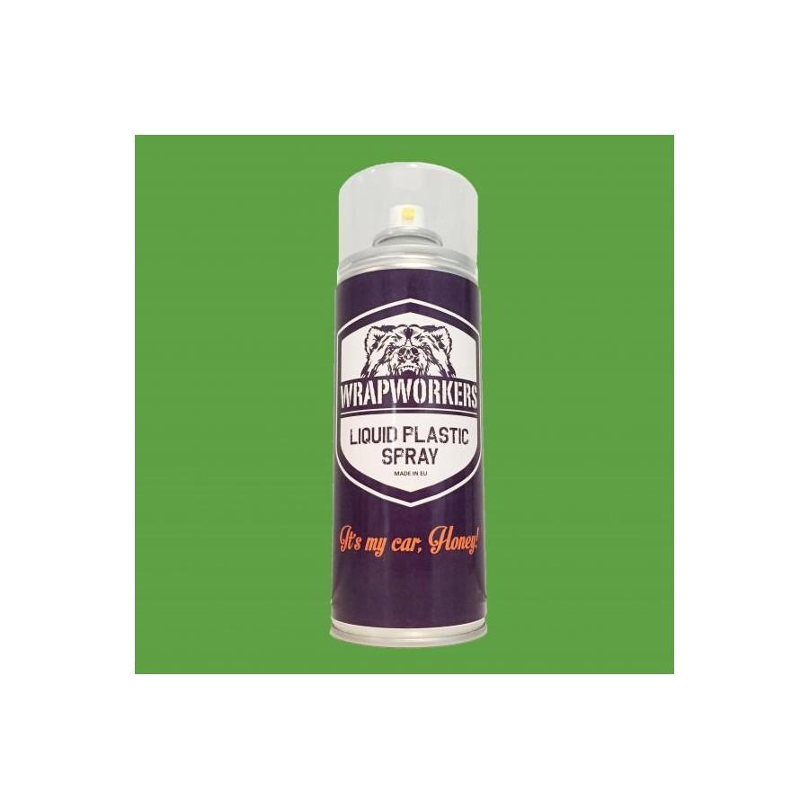 Car Spray Kit Matte: Spray Paint Vinyl Liquid MATTE GREEN