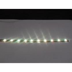Tira do diodo EMISSOR de luz AMARELA (30 cm) - TIPO 37