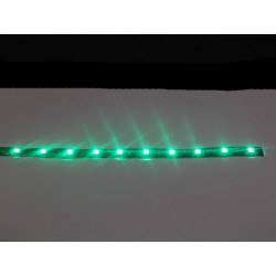 LED strip GREEN (30 cm) - TYPE 38