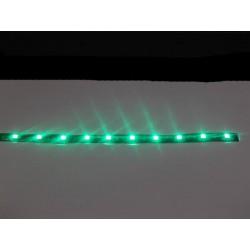Tira do diodo EMISSOR de luz VERDE (30 cm) - TIPO 38
