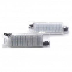 Plafones de matricula LED Hyundai Ix35 (2010-2014)