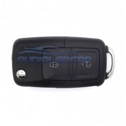 Logement pour clé Volkswagen 2 boutons