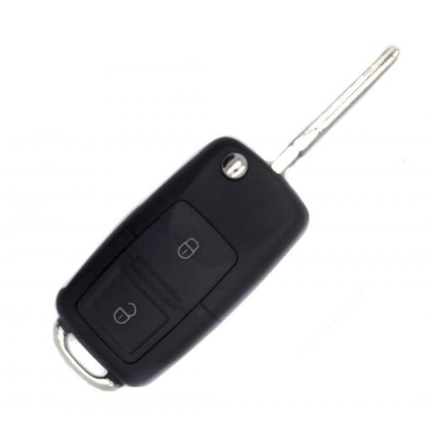 Capa para chave Skoda de 2 botões