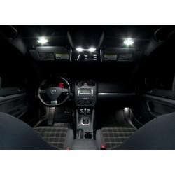 Plate LEDs, front for Volkswagen Golf V and VI (2004-2012)