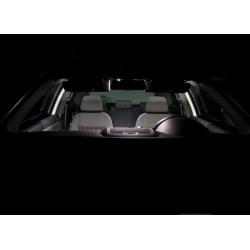 Plate LEDs rear for Volkswagen Golf V and VI (2004-2012)