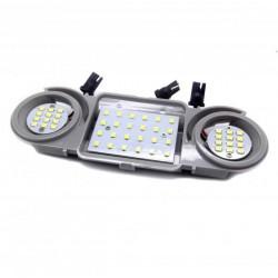 Placa de LEDs trasera para Volkswagen Golf V y VI (2004-2012)