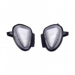 Wand-und deckenlampen LED für außenspiegel Volkswagen Golf VI (2008-2012)