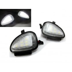 Painéis LED retrovisor Volkswagen Golf VI (2008-2012)