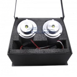 Kit eyes, angel LED-10W for BMW E60 LCI - Type 8
