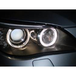 Kit ojos de angel en LED 10W para BMW E60 LCI - Tipo 8