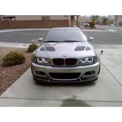 Aros SMD BMW E46 E36 E39 y E38 (Faro halógeno 1998-2003)