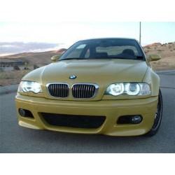 Anelli CCFL BMW E46 E36 E38 E39 e (Faro alogeno 1998-2003)