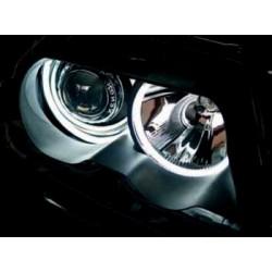 Ringe CCFL BMW E46 E36 E39 und E38 (Scheinwerfer halogen 1998-2003)