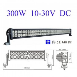 Drehkopf LED 300W / 19.200 LM