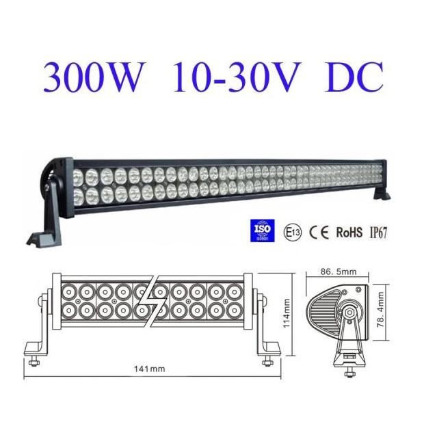 Turret LED 300W / 19.200 LM