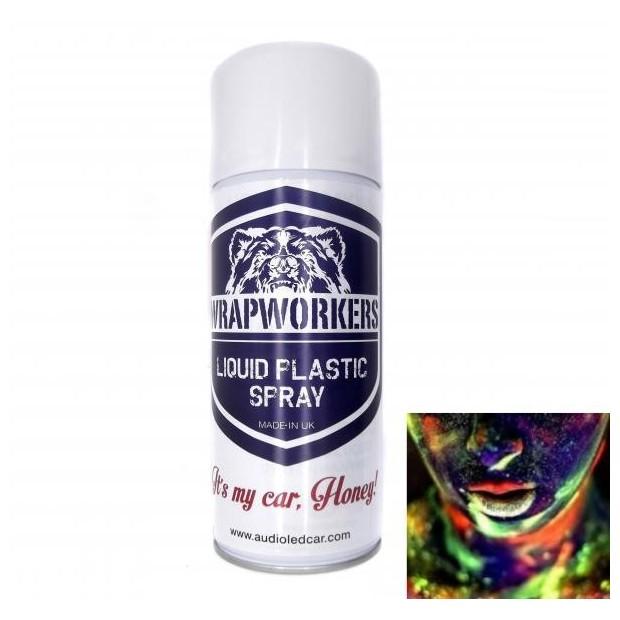 Spray de vinilo líquido FOTOLUMINISCENTE