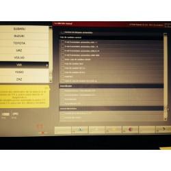 Cable diagnosis Multimarca ATS