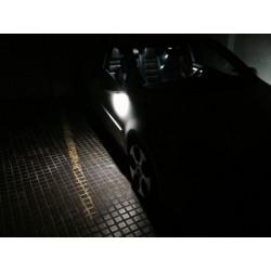 La retombée de plafond de LED pour rétroviseur Volkswagen Golf V (2004-2008)