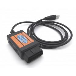 Câble de diagnostic de Ford Scanner