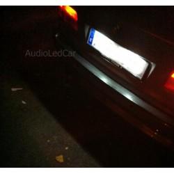 Led matricula Audi A3 A4 A5 A6 A7 A8 Q7 TT Q5 y Q3