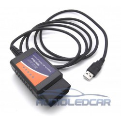 Cable diagnosis multimarca ELM 327 USB