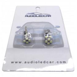 Diodo emissor de luz posição Audi A3 A4 A5 A6 A7 A8, Q7 TT Q5 e Q3 (Tipo 13 / w5w)