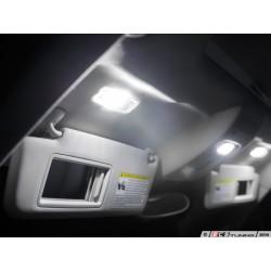 Diodo emissor de luz guarda-chuvas Audi A3 A4 A5 A6 A7 A8, Q7 TT e Q3 Q5