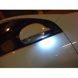 Bombillas led espejos retrovisores Audi A3 A4 A5 A6 A7 A8 Q7 TT Q5 y Q3
