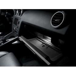 Diodo emissor de luz porta-luvas Audi A3 A4 A5 A6 A7 A8, Q7 TT e Q3 Q5