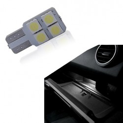 Led glove compartment Audi A3 A4 A5 A6 A7 A8 Q7 TT Q5 and Q3