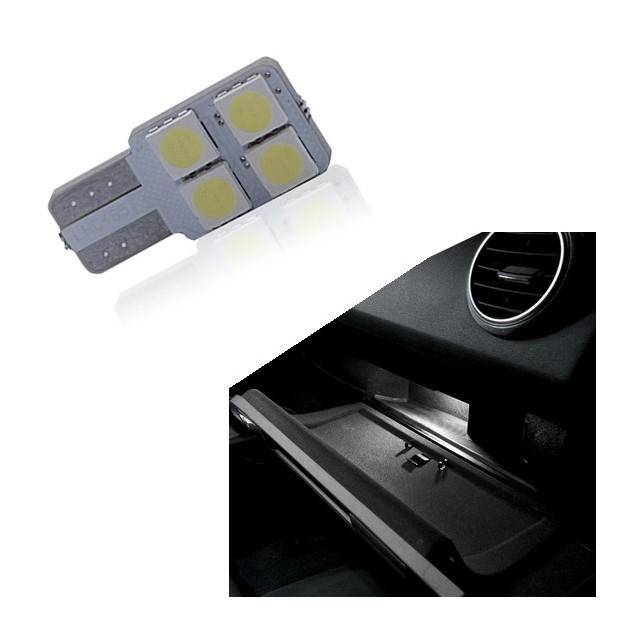 Led glove compartment Audi A3 A4 A5 A6 A7 A8 Q7 TT Q5 and Q3